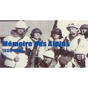 Mémoire des Alpins 1888-1945