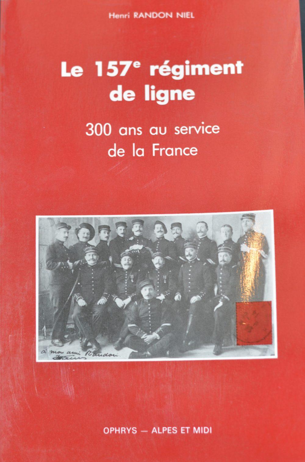 Le 157e régiment de ligne