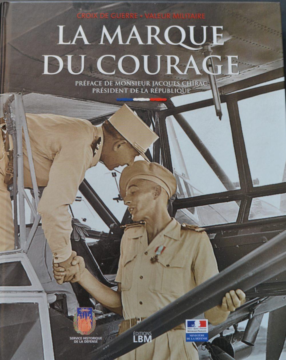 La marque du courage