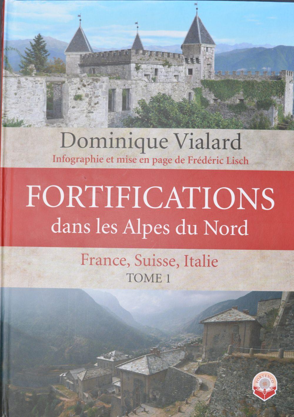 Fortifications dans les Alpes du Nord