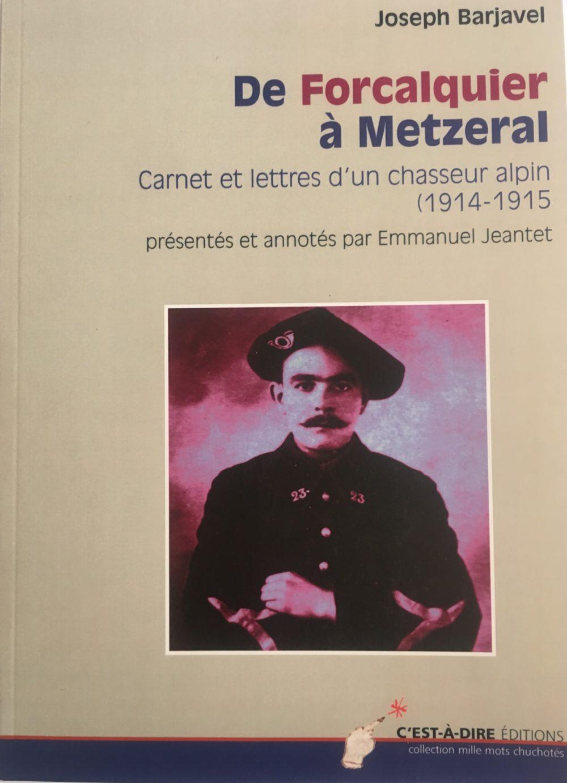 De Forcalquier à Metzeral