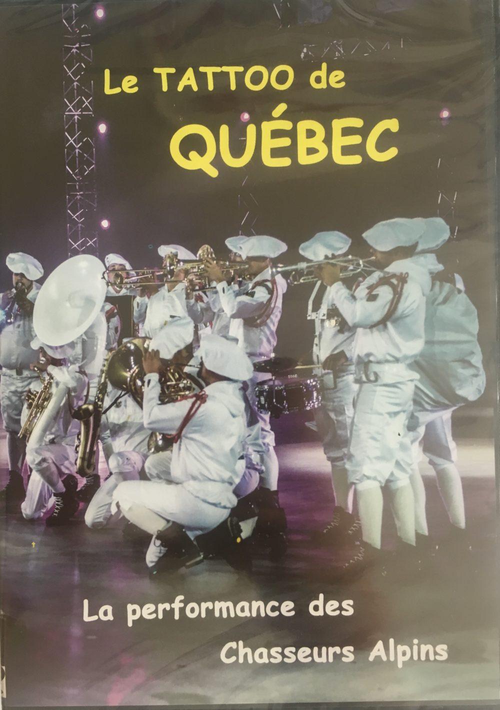 Le tatoo de Québec