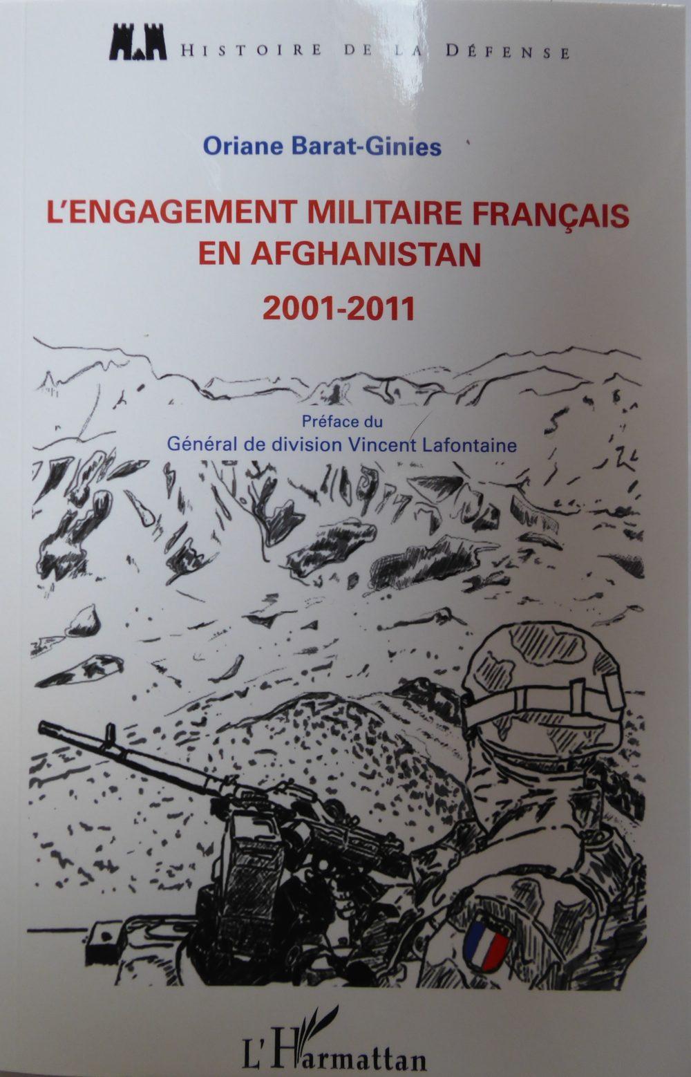 L'engagement militaire francais en afghanistan