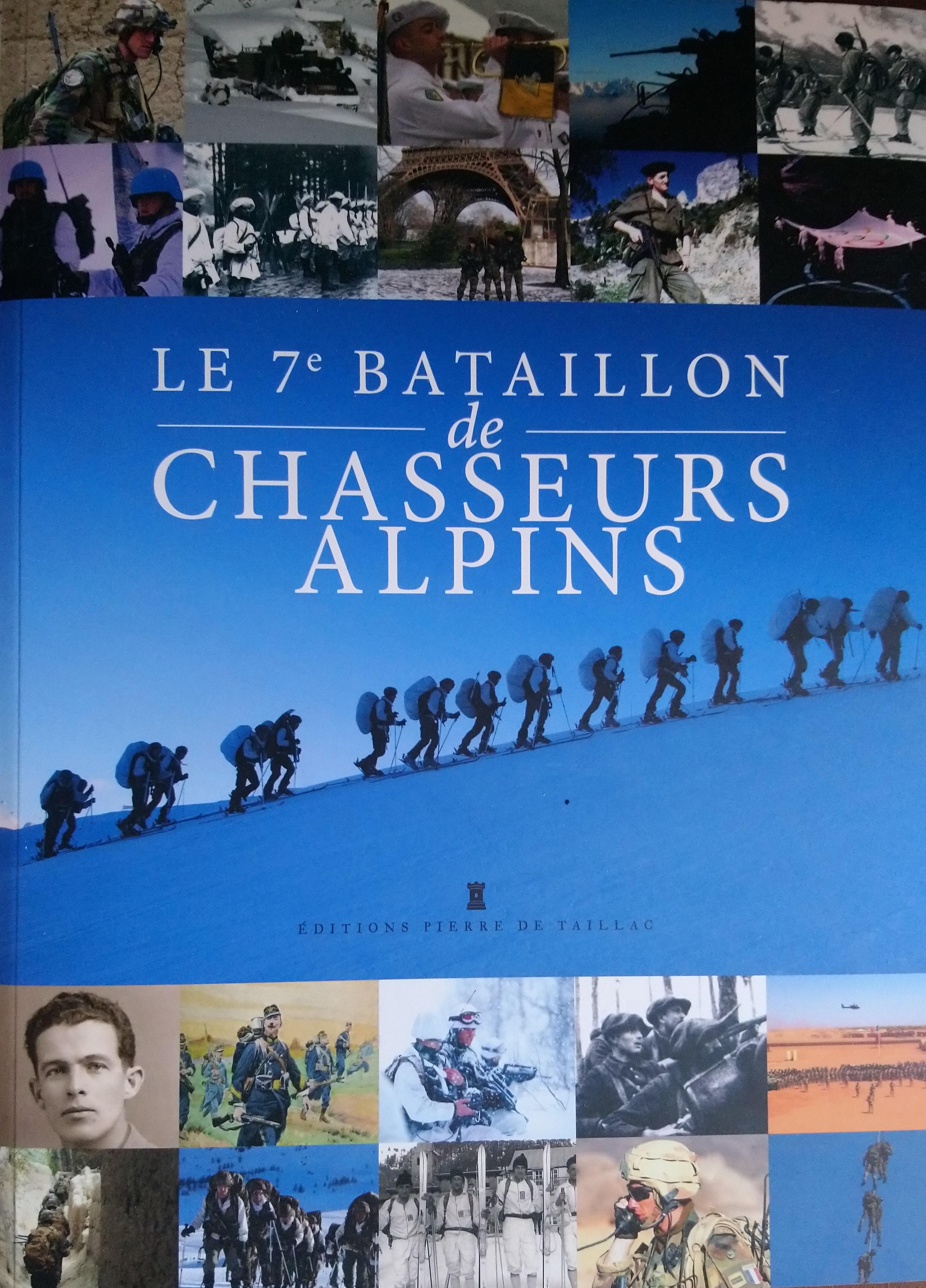 Le 7e bataillon de chasseurs alpins