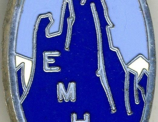 Insigne de l'EMHM