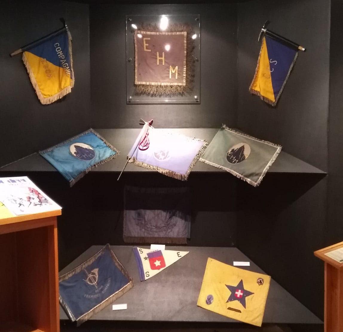 Fanions et drapeaux