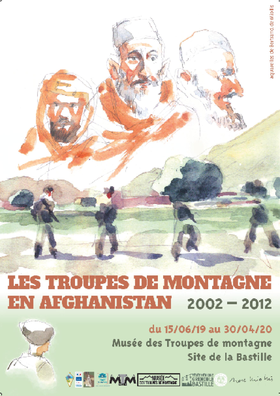 Affiches les Troupes de montagne en Afghanistan