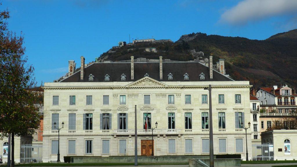 Hôtel des Troupes de montagne